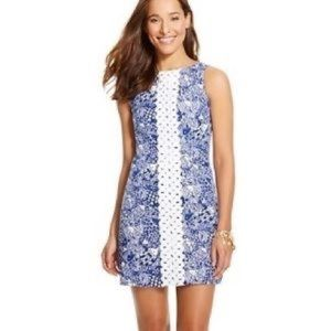 Lilly for Target | Blue shift dress